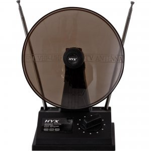 Antena UHF/VHF/FM c/ Seletor UVFI101 - Hayamax