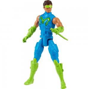 Boneco Max Steel Figuras Básicas Sortidas FGY69 - Mattel
