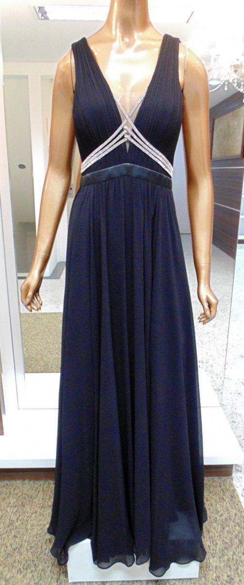6ae6dcdc7 Vestido longo esvoaçante c/ detalhe strass | Sahmira Shop