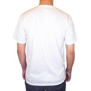 Camiseta Lisa Branca PV malha fria  67% Poliéster 33% Viscose  P-M-G-GG