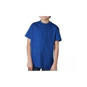 Camiseta Lisa Cores 100% Algodão fio 30 penteado JUVENIL 10-12-14-16 anos
