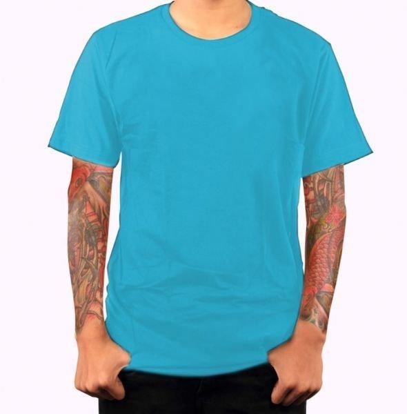 add096c0a9 camiseta lisa cores 100% algodão fio 30 alto padrão