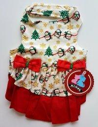 Vestido Guia de Natal
