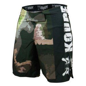 Bermuda Fight MMA Koupe Forest