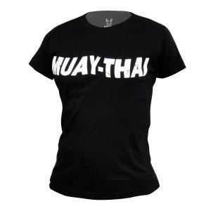 Camiseta Manga Curta Koupe Muay Thay
