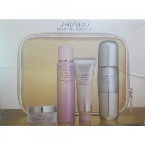 Shiseido Kit  4 Produtos Bio Performance