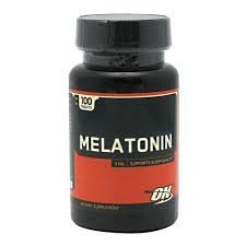Melatonina Optimum Nutrition - 3 mg - 100 Tablets