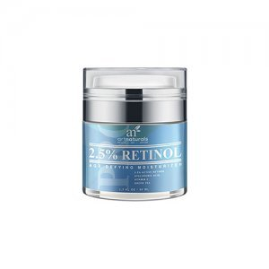 Ácido Retinol 2,5% + Vit E + Ácido Hylarurônico 50 ml - Art Naturals