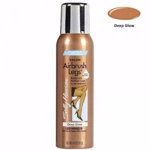 Sally Hansen Airbrush Legs Maquiagem P/ Pernas Spray 120ml - DEEP GLOW