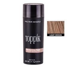 TOPPIK CASTANHO CLARO (LIGHT BROWN) 27,5 GR