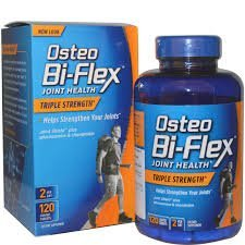 Osteo Bi-Flex Joint Health Triple Strenght 120 Tabletes