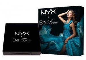 Paleta Nyx BeFree S125 - Original - Estados Unidos