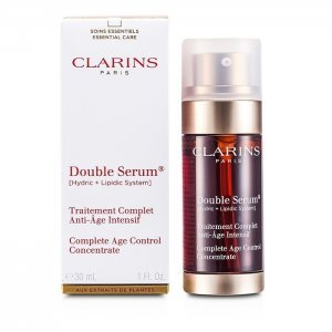 Double Serum Anti Idade Clarins Paris 30 ml