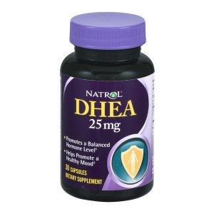 DHEA Natrol 25MG  - 30 Tabletes