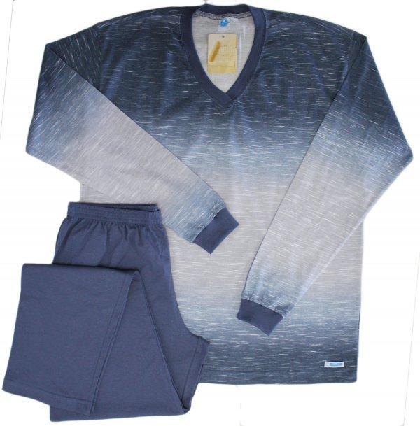 Pijama Masculino Flamê Algodão
