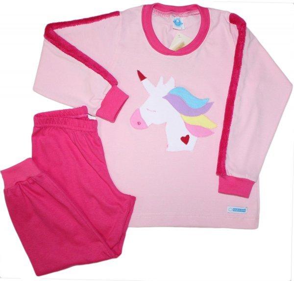 Pijama Pelagem Unicórnio