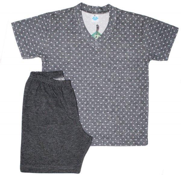 Pijama Masculino Losango Black Verão