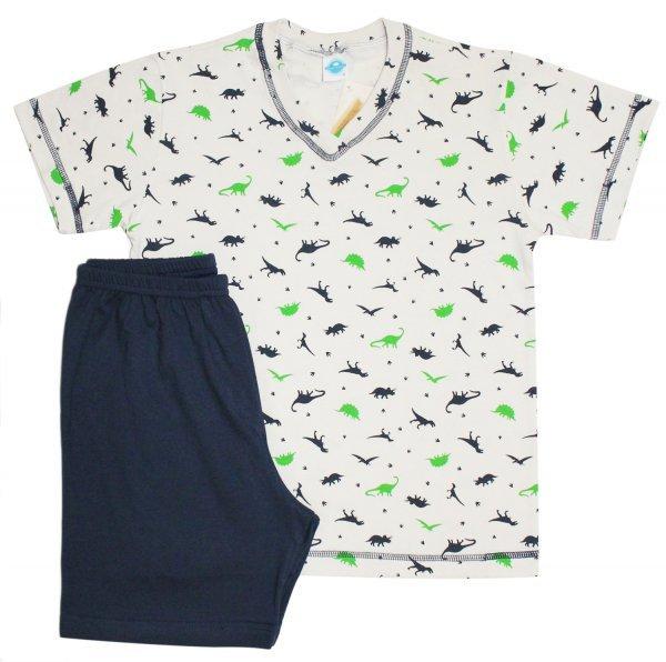Pijama Masculino Dinossauro
