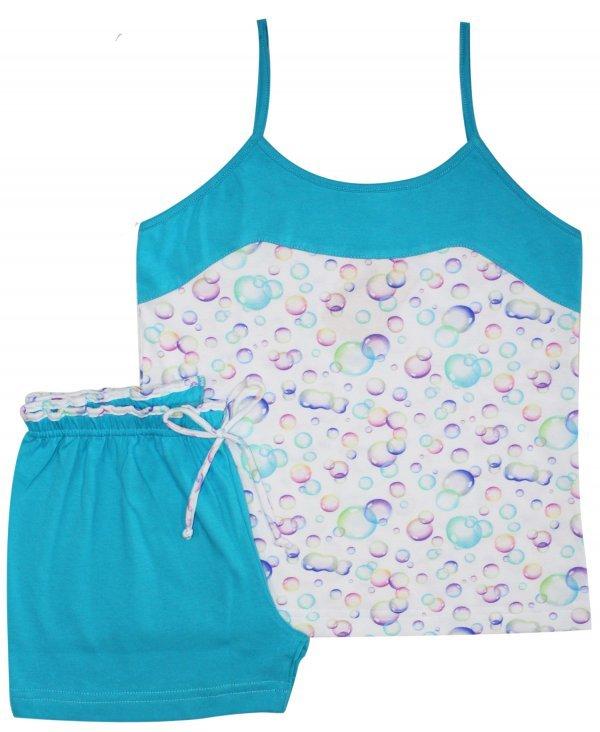 Pijama Bolha de Sabão