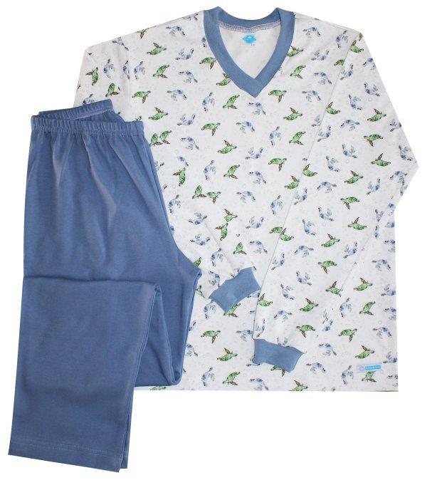Pijama Masculino Tartaruga - Suedine