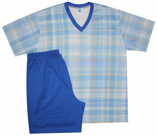 Pijama Masculino Xadrez Gotti