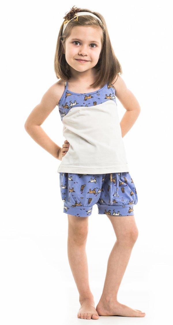 Pijama Feminino Balonê Au-Au
