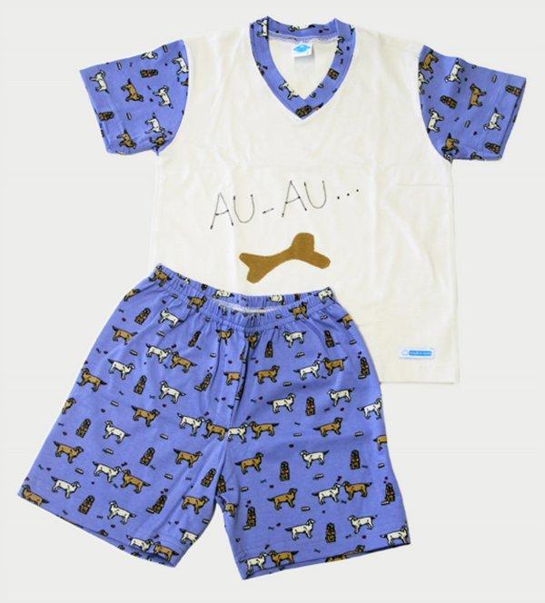 Pijama Masculino Verão Au-Au