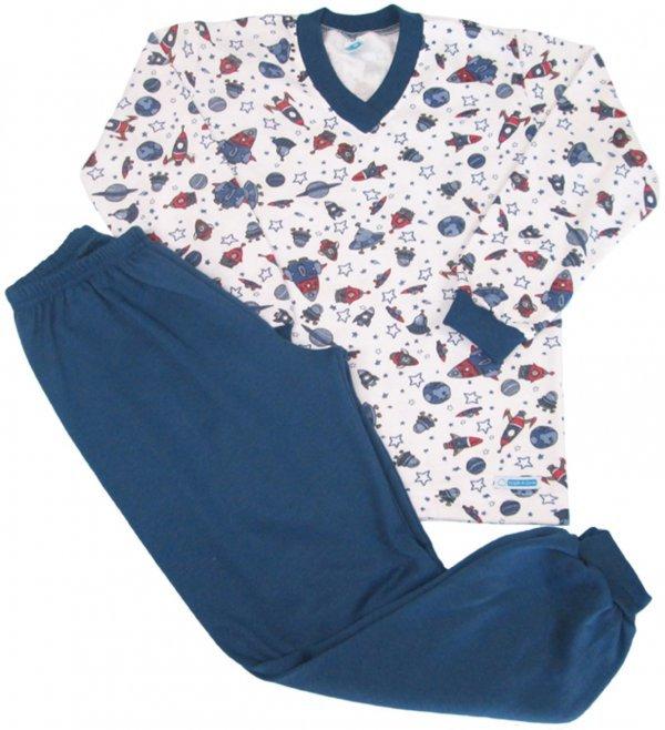 Pijama Espacial - Tam 4, 6, 8 e 10