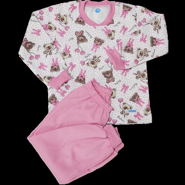 Pijama de Ursinhos