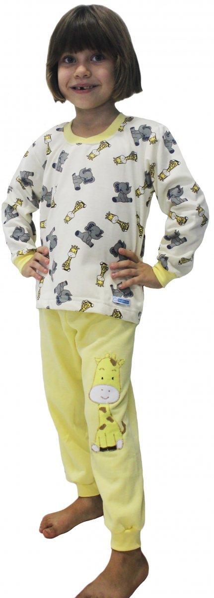 Pijama Girafinha