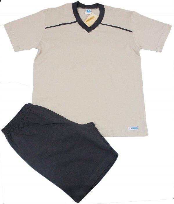 Pijama Básico Chumbo - Tam 12, 14, P e GG