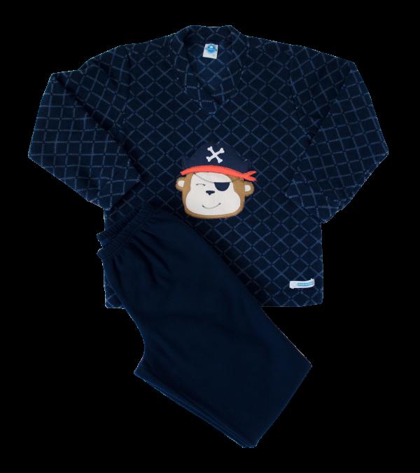 Pijama Pirata Microsoft - Tam 2 e 4