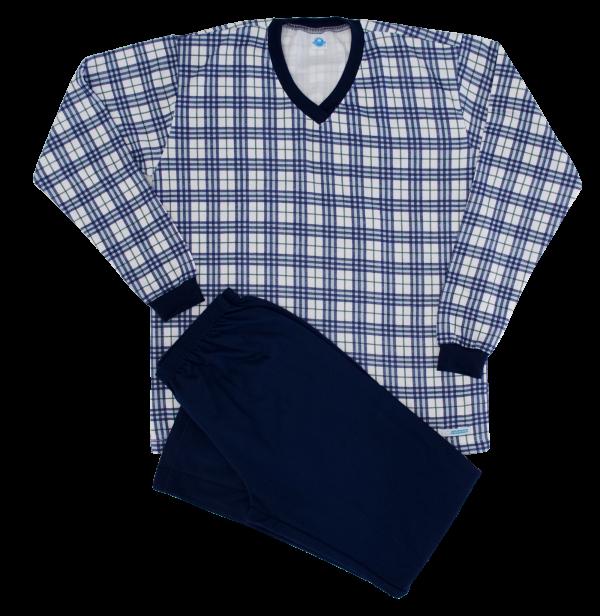 Pijama Masculino Flanelado Xadrez