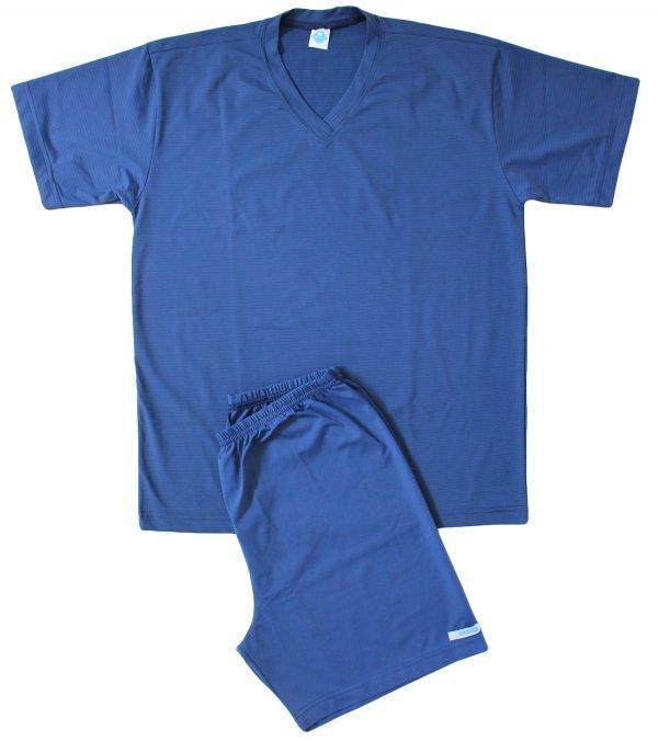 Pijama Azul - Malha Fria