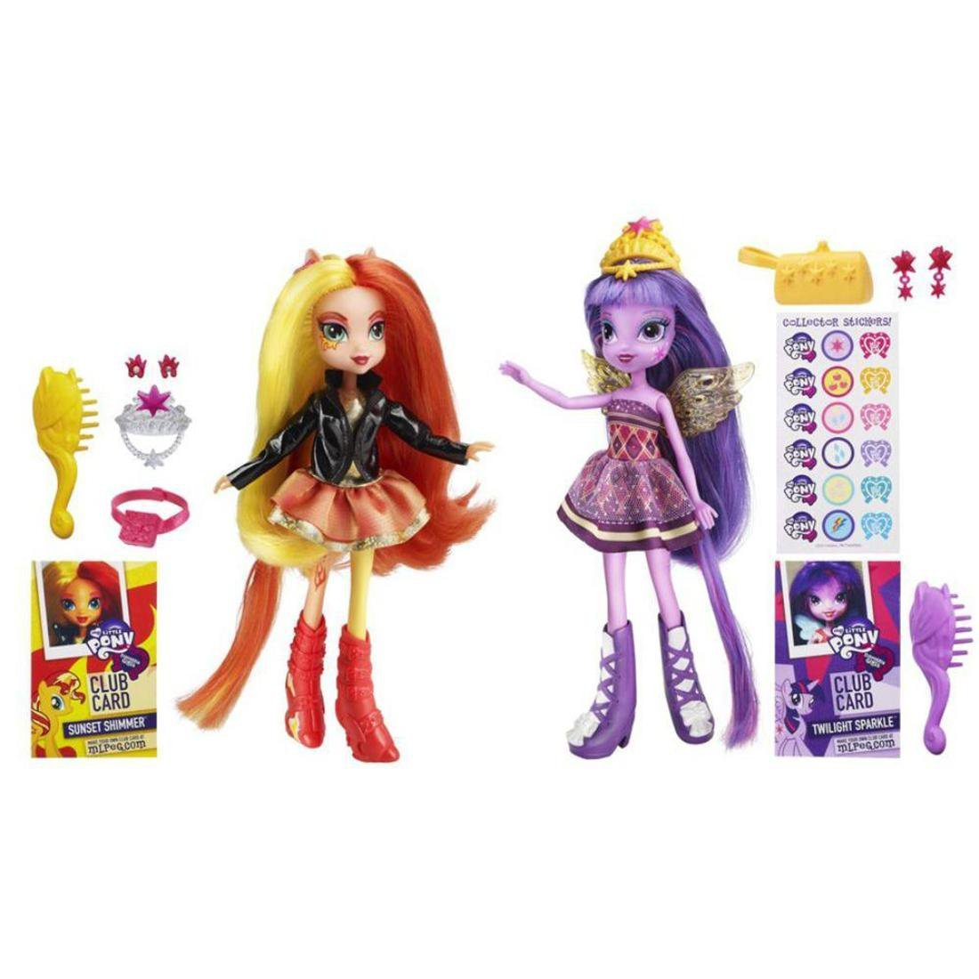 Boneca My Little Pony Equestria Girls - Hasbro Ref:a3997