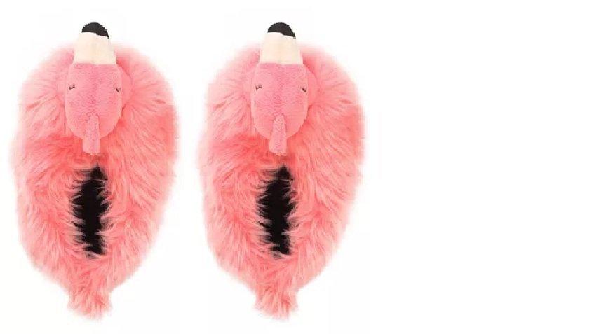 Pantufa Flamingo 3d - Ricsen Ref:3000