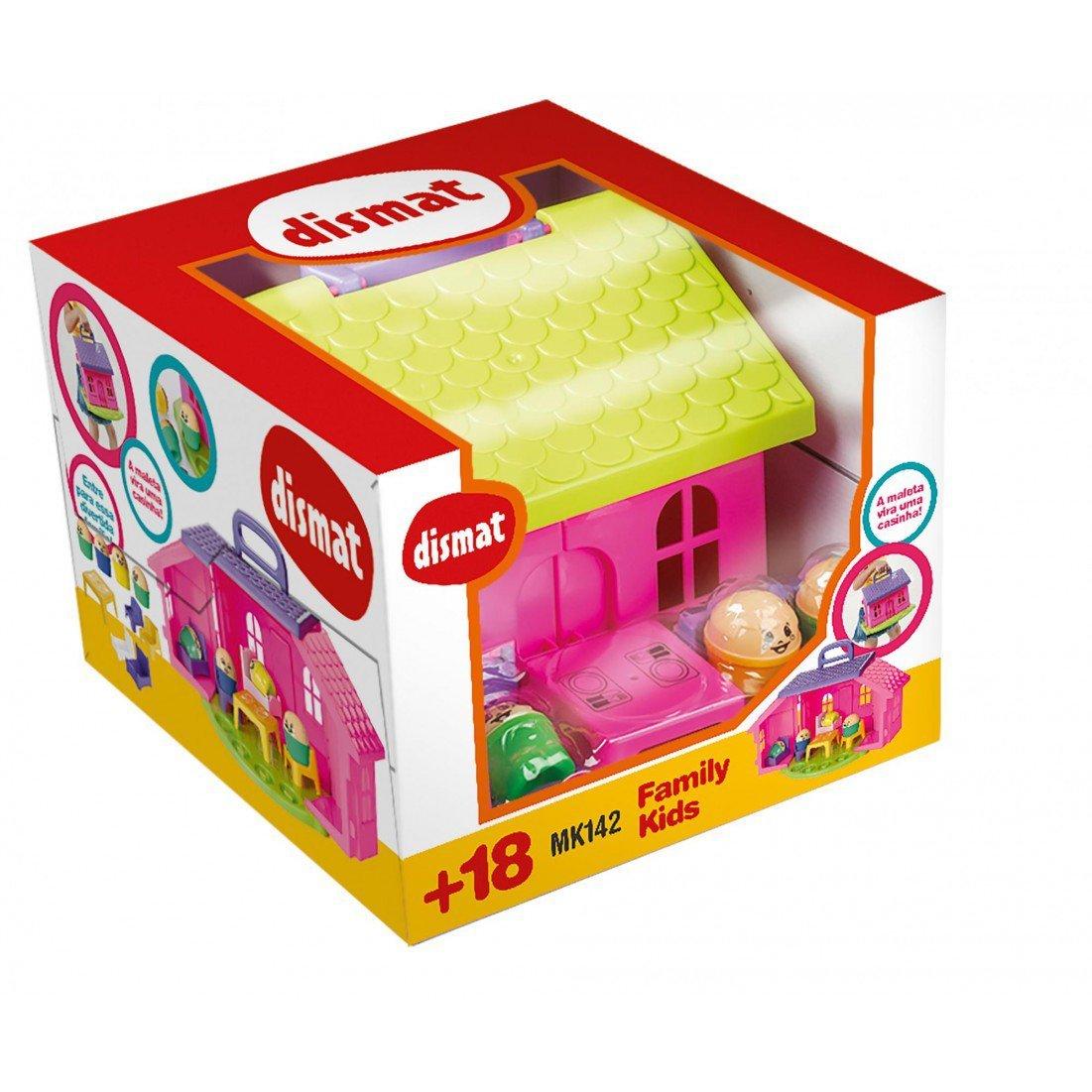 Casinha Family Kids - Dismat Mk142