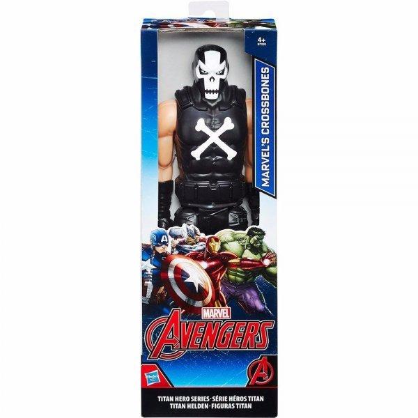 Boneco Avengers Crossbones Titan Hero - Hasbro Ref:b7232
