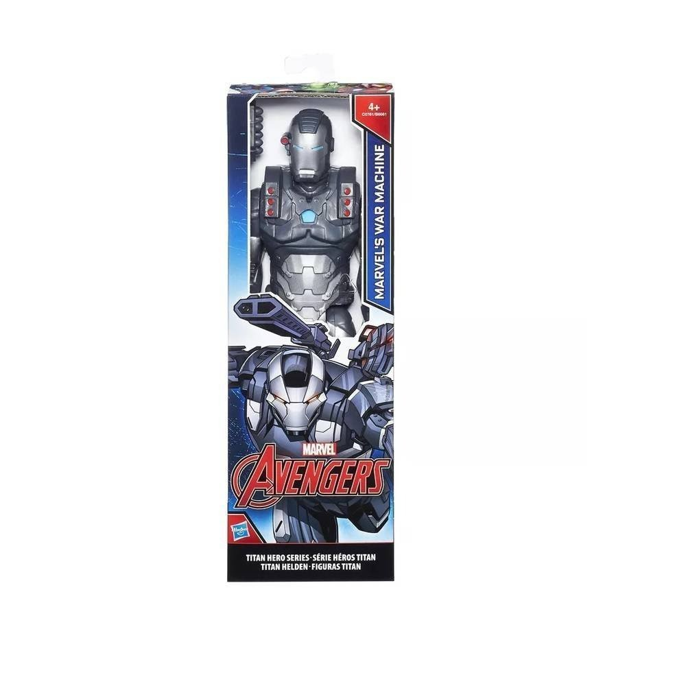 Boneco Avengers Máquina De Combate Titan Hero - Hasbro Ref:c0761