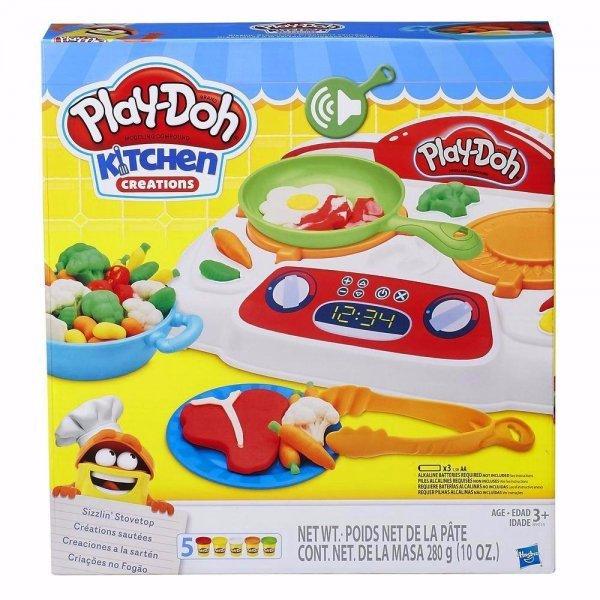 Massinha Criações No Fogão Play-doh Kitchen Creations - Hasbro