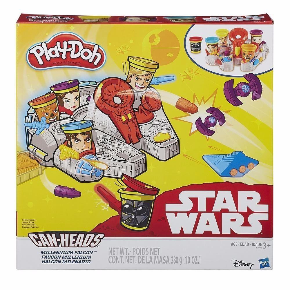 Massinha Play Doh Star Wars Millenium - Hasbro B0002