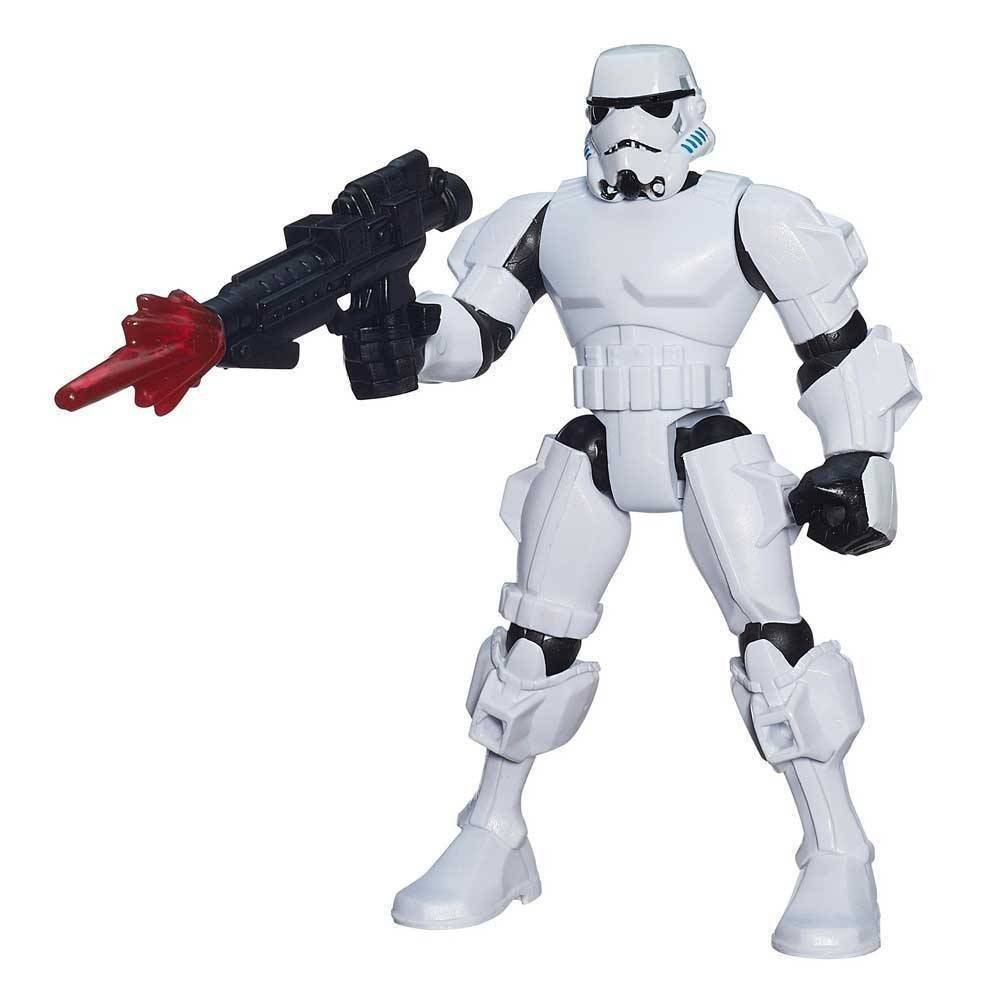 Boneco Stormtrooper Hero Mashers Star Wars - Hasbro B3662