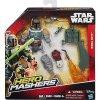 Boneco Hero Mashers Deluxe Star Wars Boba Fett Hasbro B3667