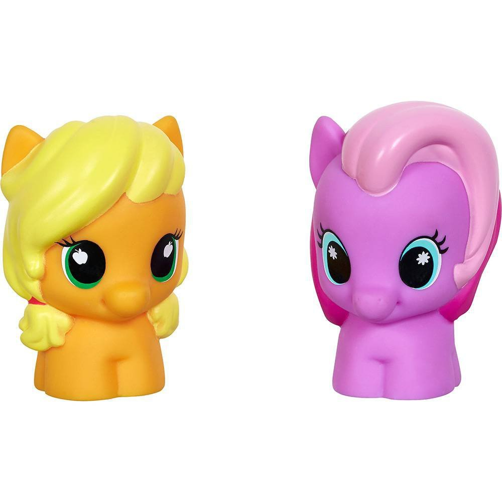 Apple Jack E Daisy Playskool My Little Pony - Hasbro B2598