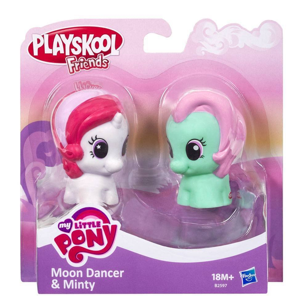 Moon E Minty Playskool My Little Pony - Hasbro B2597