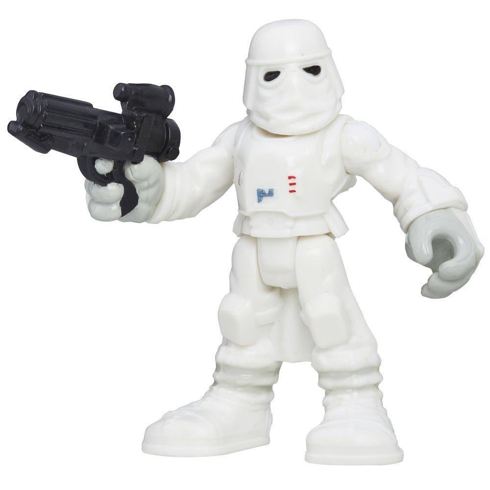 Boneco Star Wars Mini Snowtrooper Playskool - Hasbro B8321