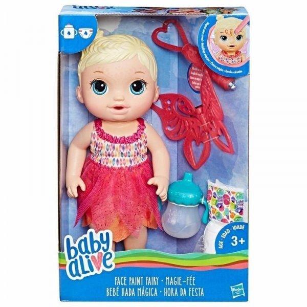 Boneca Baby Alive Hora Da Festa Loira - Hasbro B9723