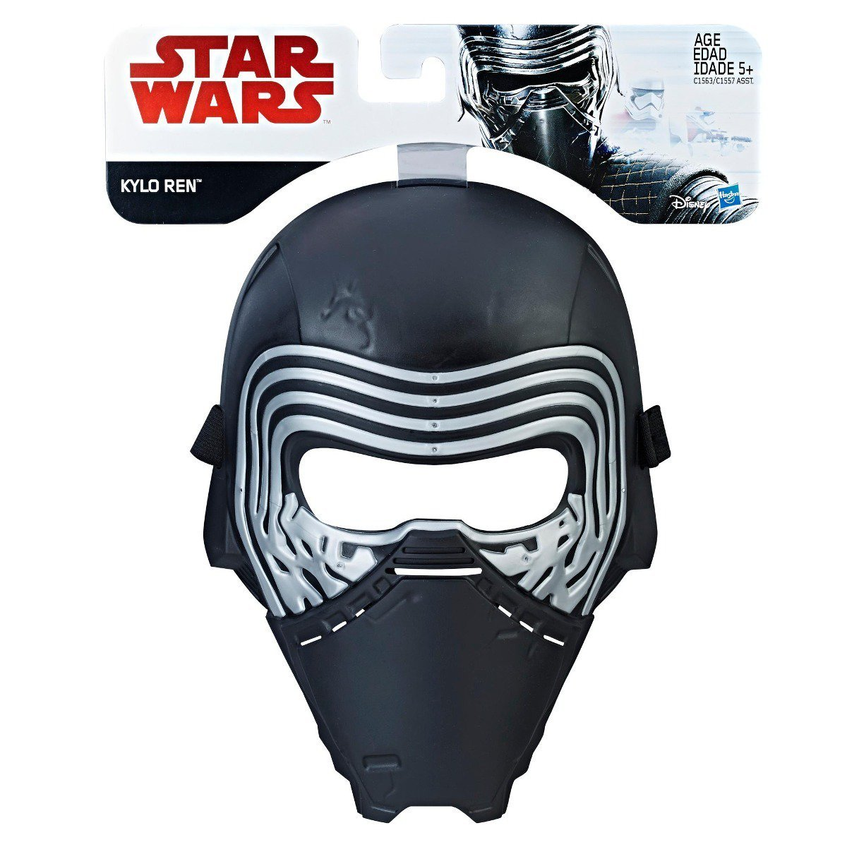 Máscara Star Wars Kylo Ren Os Últimos Jedi - Hasbro C1563