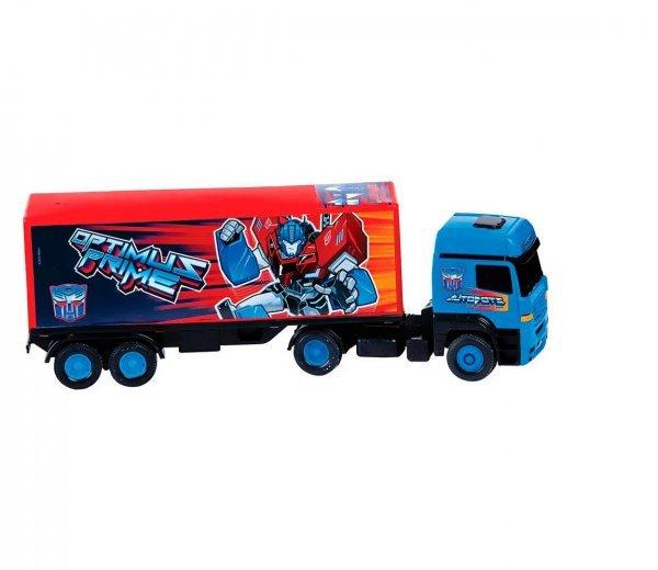 Caminhão Baú Transformers - Multibrink 1000740