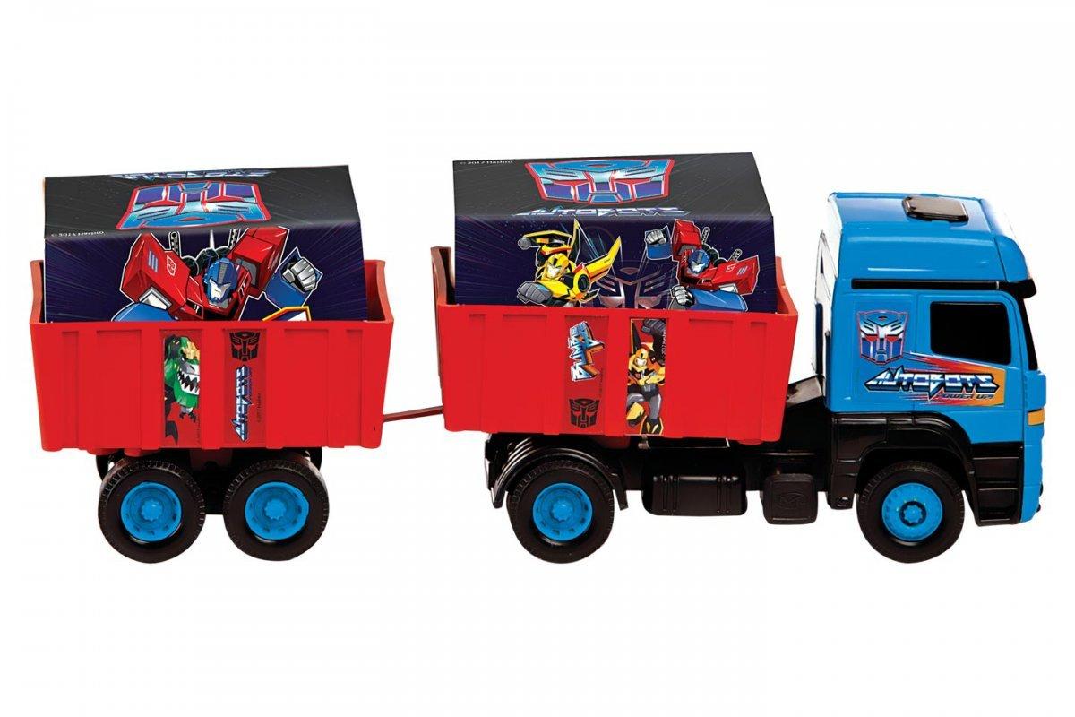 Caminhão Cargueiro Tork Transformers - Multibrink 1000440